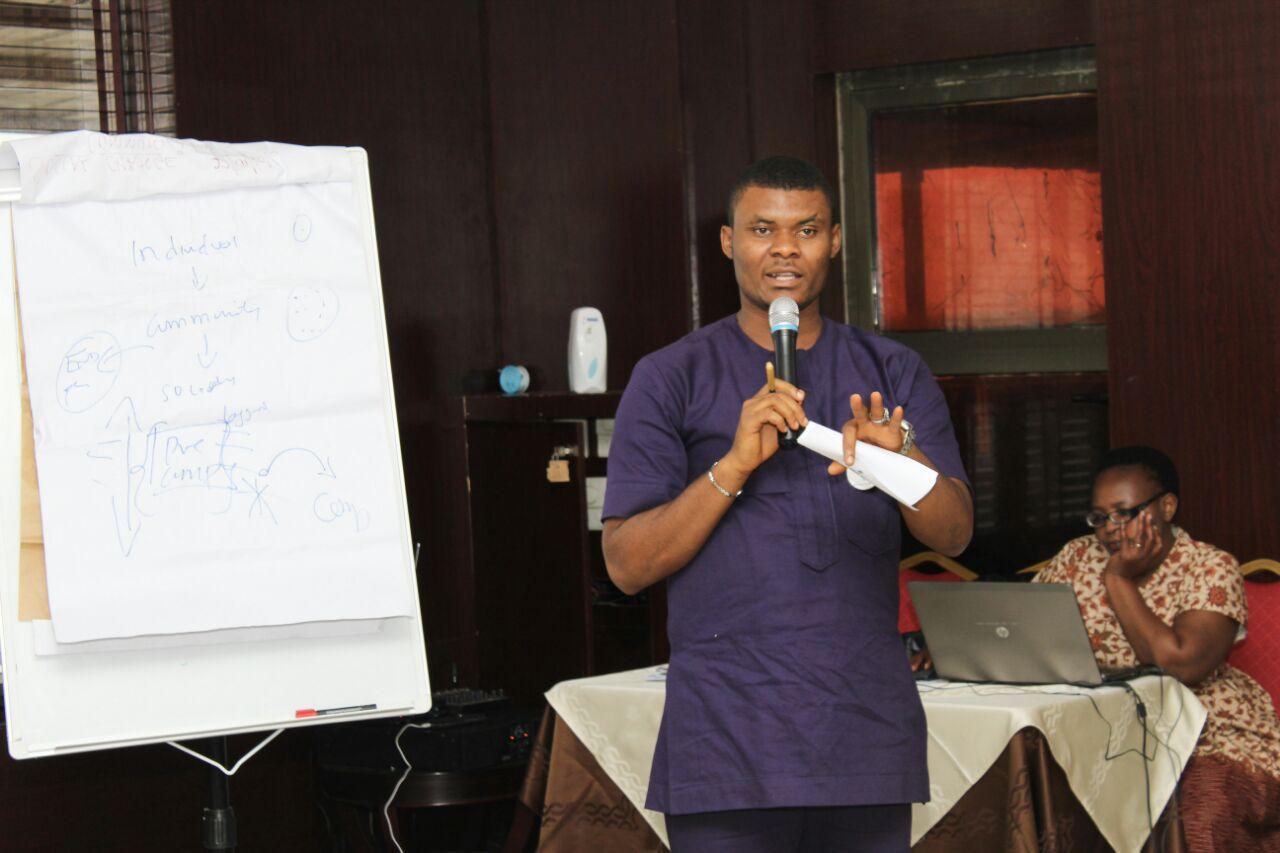 Fighting the cut in Nigeria