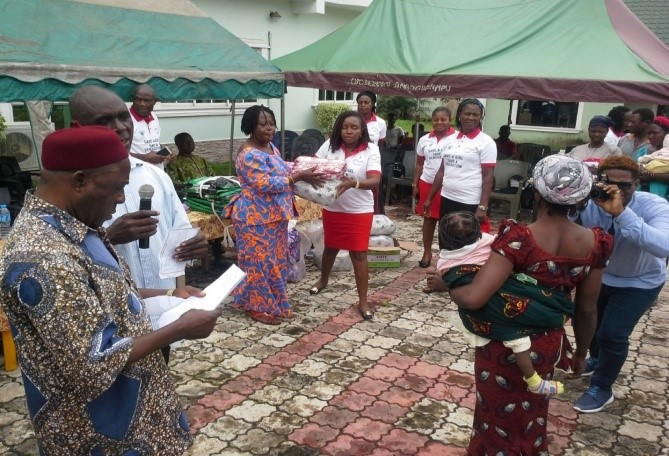 Fighting The Cut in Nigeria-the SIRP Way