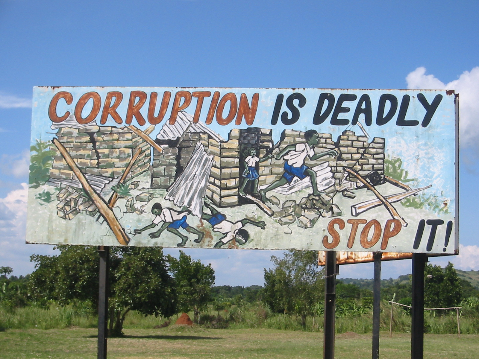 Here's what must be done to slay the corruption dragon in Kenya