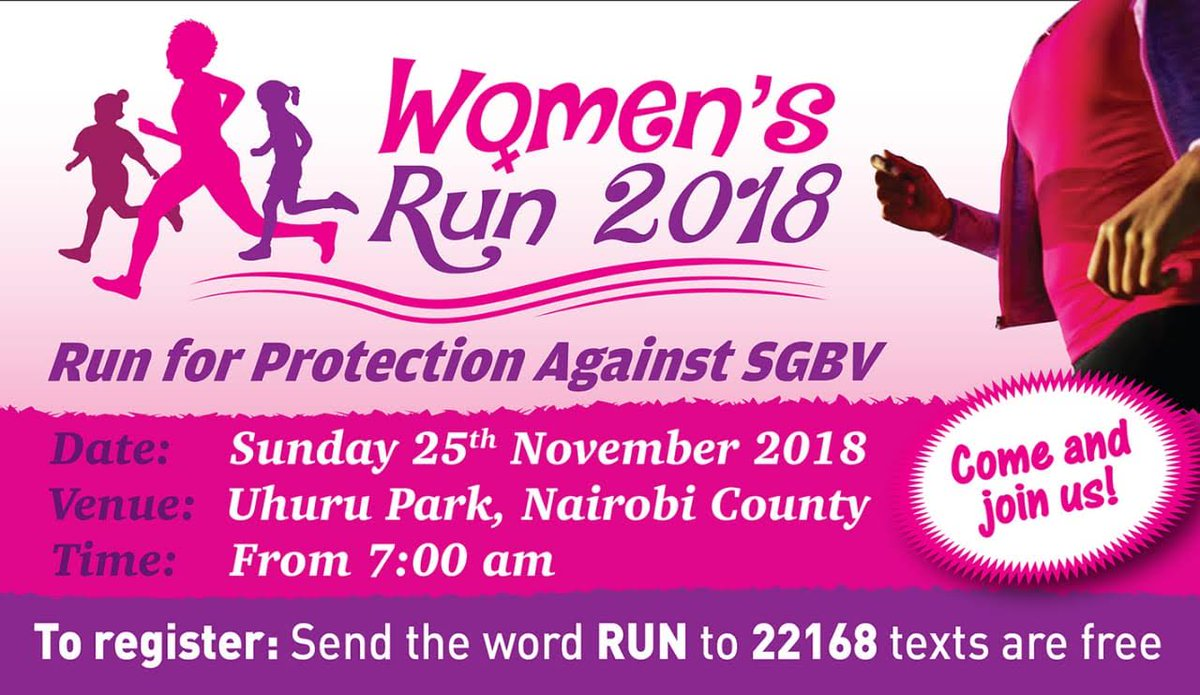 Why The Women's Run Kenya 2018 is Important